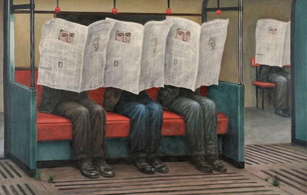 Mike Worrall, Seekers of the Truth, 2009