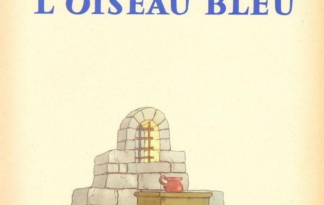L'Oiseau bleu, un conte illustré par Vittorio Accornero