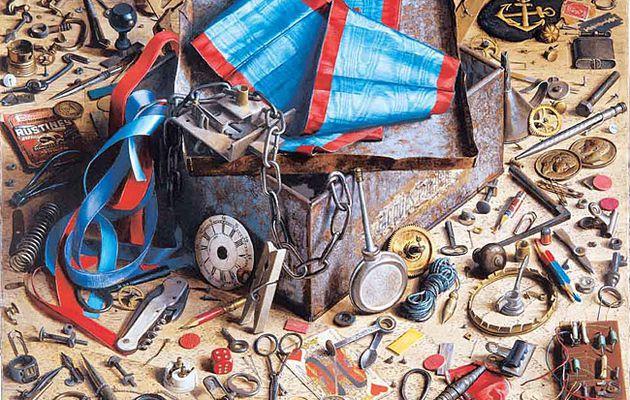 La boîte à outils selon Jacques Poirier (1928-2002)