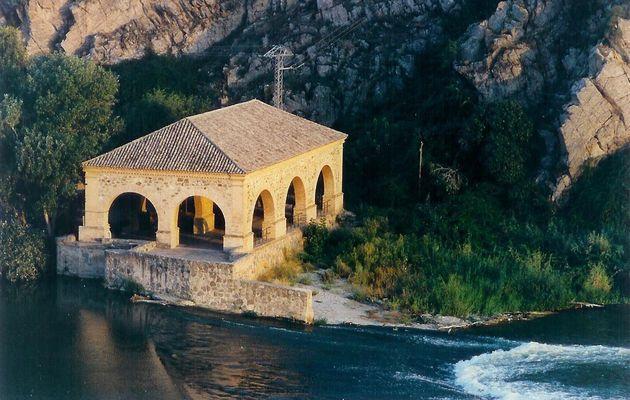Tolède, rives du Tage, Espagne