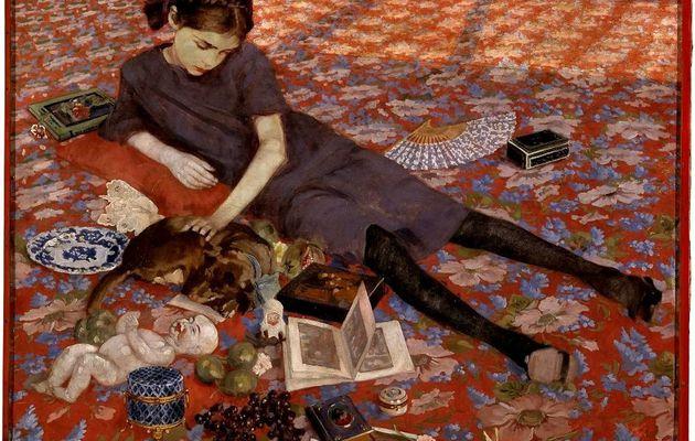 Felice Casorati (1886-1963) : les femmes et les enfants d'abord