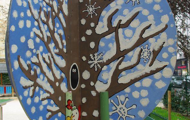 L'arbre poubelle
