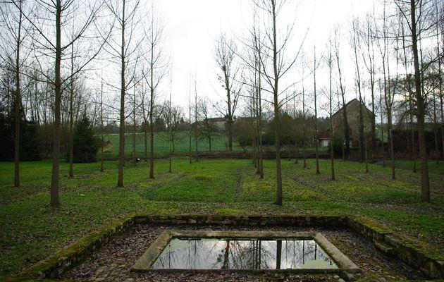 Une promenade en bas de l'Aisne avec moufles et Dubonnet