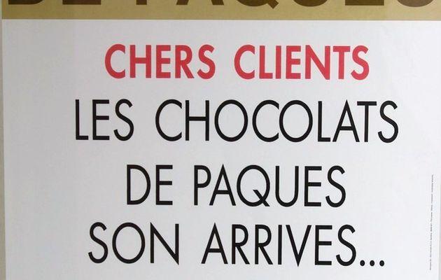 L'école, les chocolats et la langue française