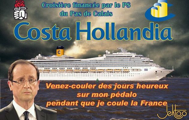 COSTA HOLLANDIA CROISIERES