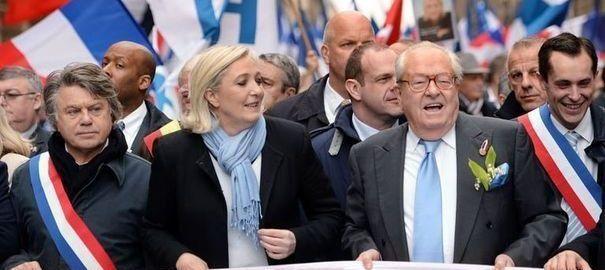 LE FN EST-IL EN TRAIN DE DEVENIR LE 2ème PARTI DE FRANCE, LES SONDAGES LE PLACENT DE + EN + HAUT