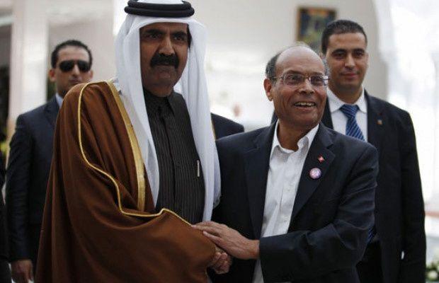 Le président tunisien Marzouki publie un livre pour vanter sa « démocratie » et prend le parti du Qatar contre ses citoyens