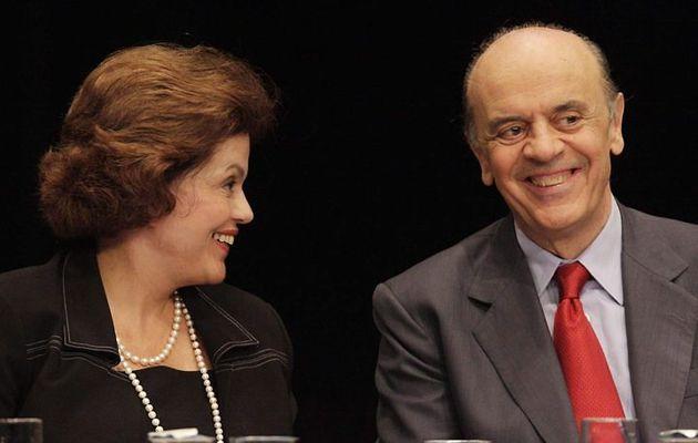 Position du PC Brésilien pour le second tour des présidentielles: battre la droite de Serra dans les urnes pour ensuite vaincre les politiques de droite de Dilma dans la rue