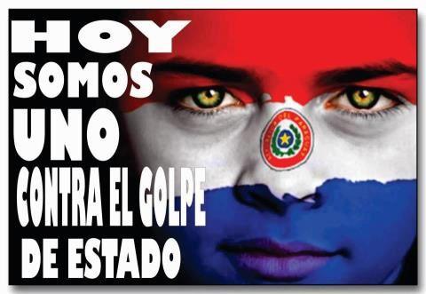 PARAGUAY: «le coup d'État a installé un gouvernement au service de l'impérialisme américain et des oligarchies», pour le PC local