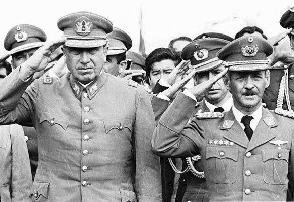 Des preuves du soutien financier et politique des Etats-Unis au coup d'Etat d'Hugo Banzer en Bolivie en 1971