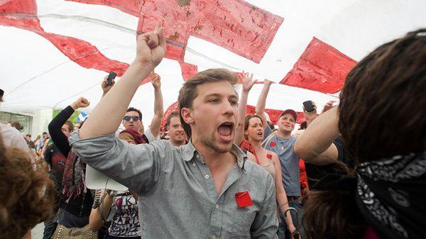 Entretien avec Gabriel Nadeau-Dubois, leader du mouvement étudiant québécois : « La meilleure des solidarités avec notre mouvement, c'est de mener la lutte aussi ailleurs »