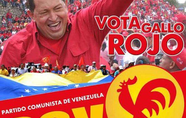 Message de nouvelle année des communistes vénézuéliens : « 2013 sera l'année de la marche vers le socialisme sous la direction d'Hugo Chavez »