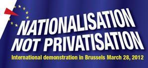 Les communistes britanniques contre le nouveau plan de privatisations : « La propriété publique est centrale dans notre lutte contre le gouvernement »