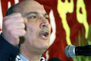 Visite à Gaza du dirigeant du Front populaire de libération de la Palestine Maher Taher après trente ans d'exil: «Nous allons libérer jusqu'à la moindre parcelle du sol Palestinien