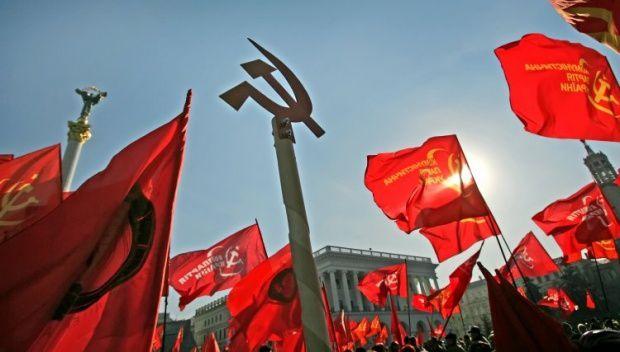 Appel du PC d'Ukraine : « non à l'interdiction du Parti communiste, non à la guerre, non au fascisme ! »