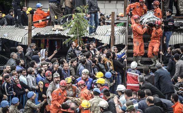 Tragédie dans une mine turque, plus de 200 morts : la soif du profit, la négligence du gouvernement coupables pour le PC de Turquie