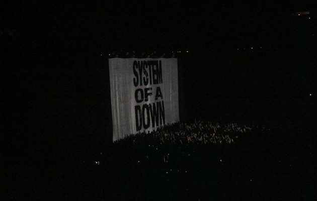 Concert – System of a Down à Bercy