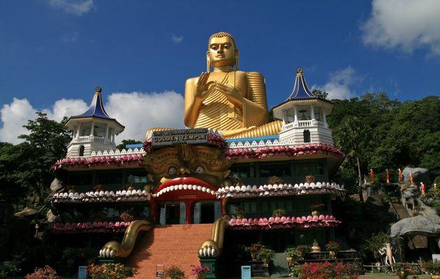 Voyage de Noces – Sri Lanka – Dambulla, Matale et Kandy