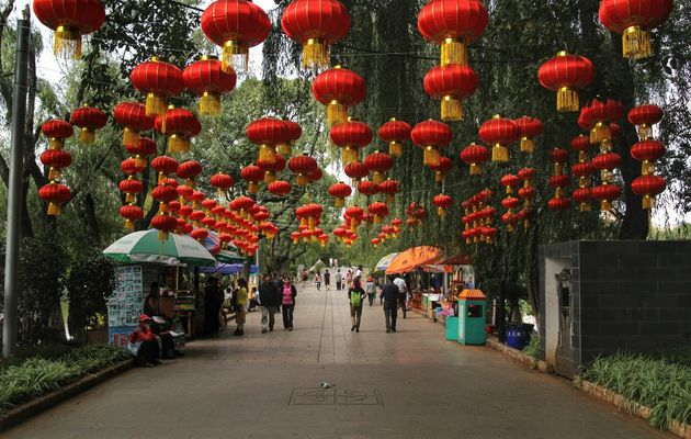 Chine : le nord du Yunnan