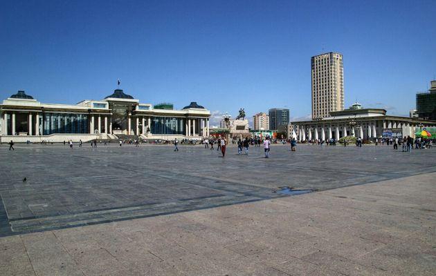 Mongolie : De retour à Oulan Baator 2