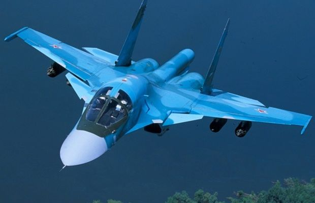 Bombardiers russes...