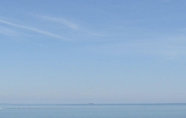 bleu : méditerrannée