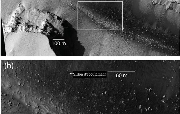 La terre tremble sur Mars!