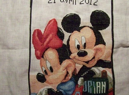 Mickey et Minnie au 18.02.2012