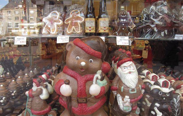 Des chocolats pour Noël