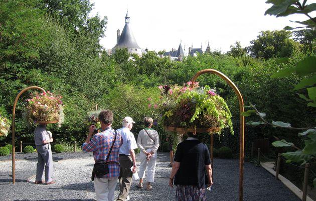 Les sniffettes aux jardins de Chaumont