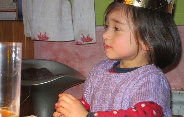 Petite reine d'un jour