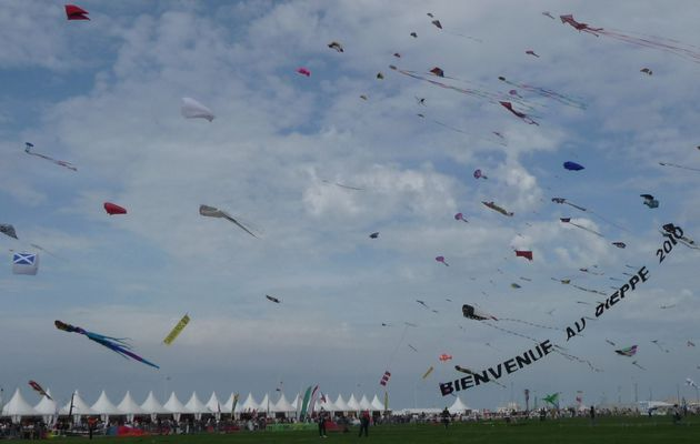 Festival International de cerfs-volants...