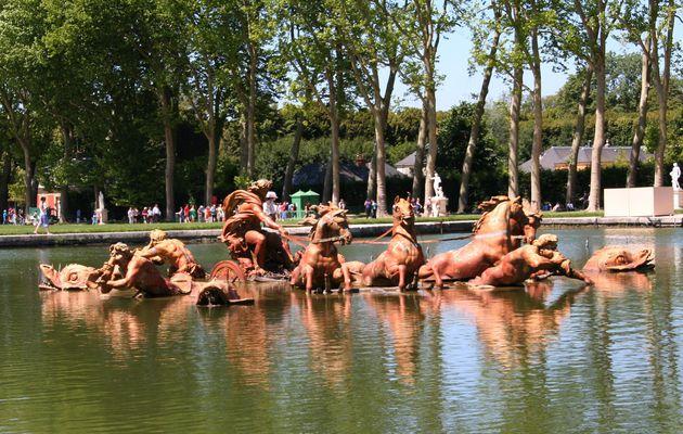 Le bassin d'Appolon