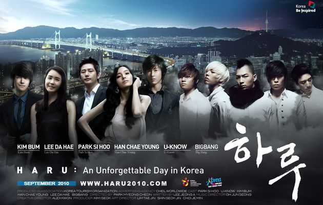 [Fiche Film] Haru : An unforgettable day in Korea