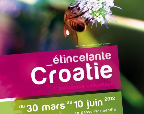 """Etincelante Croatie - 7ème édition du """"Printemps balkanique"""""""