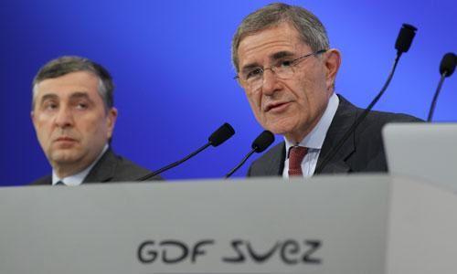 GDF Suez s'allie au fonds souverain chinois en Asie