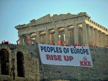 Appel de communistes français à la solidarité avec le Parti communiste grec (KKE)