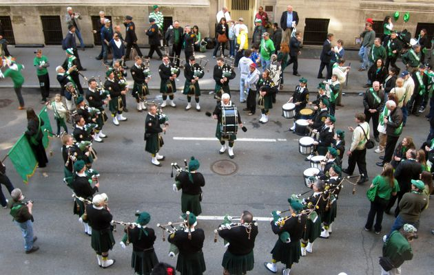 Saint Patrick's Day Parade