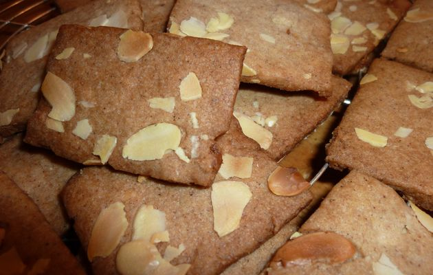 Speculoos : le ch'ti biscuit sans oeuf !