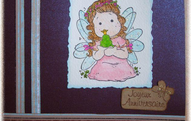 Carte magnolia : Sunday sketch & stamp n°=43