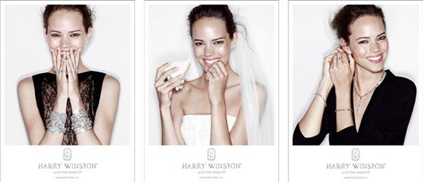 Live the moment by Harry Winston