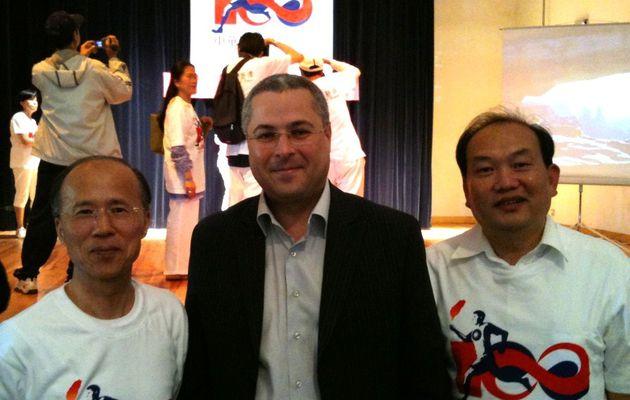 Centenaire de Taïwan à Bussy