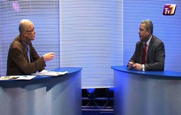 Interview sur TV77