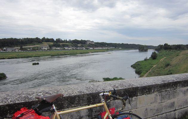 Direction le Sud-Ouest: Chaumont sur Loire