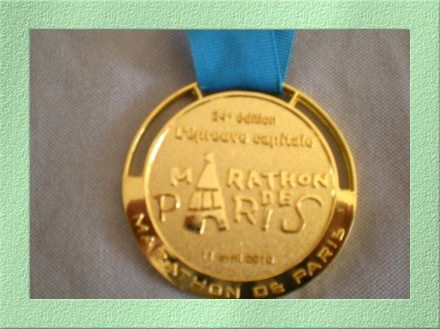 MARATHON DE PARIS (suite)