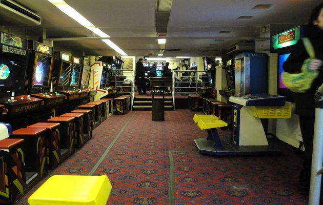 """""""Leisure Casino Centre"""" à Londres (Arcade inside!)"""