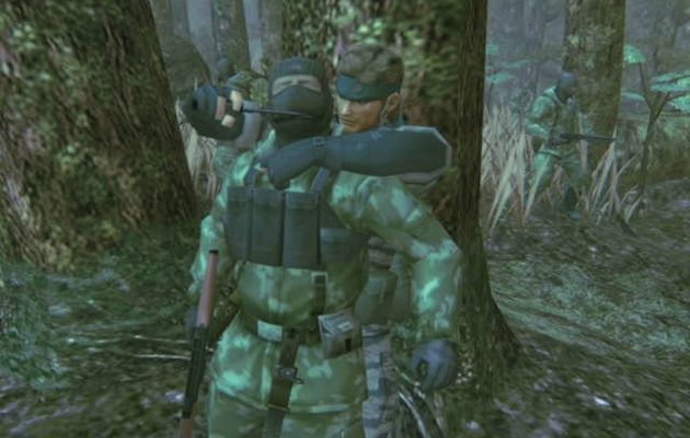 Bande-annonce du superplay MGS 3!