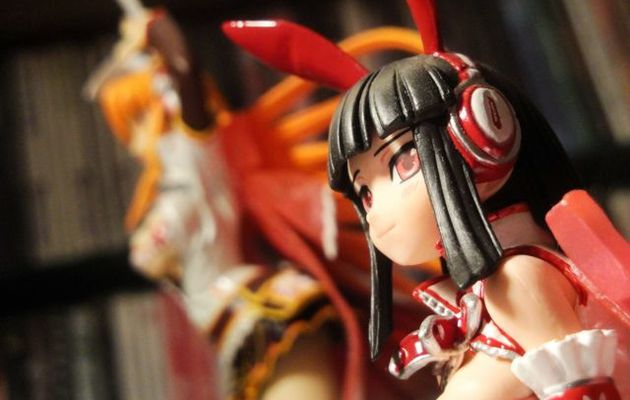 Photos de figurines Beatmania IIDX et divers