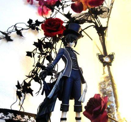 Photos de figurine : CIEL PHANTOMHIVE (KUROSHITSUJI)