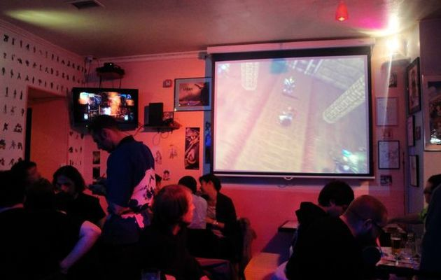 Event Superplay au Kawaii Café #1 : ZELDA OCARINA OF TIME